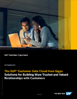 customer data cloud